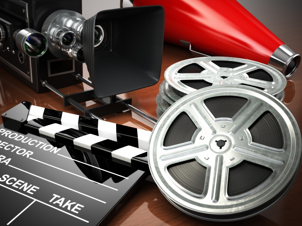 film equipments